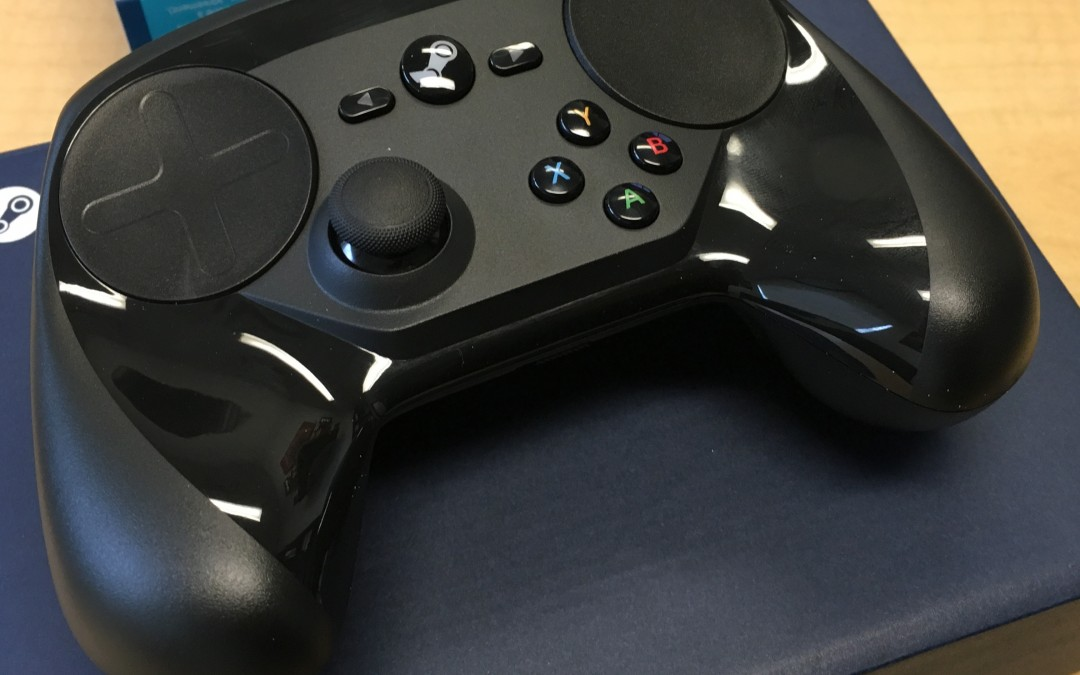 Steam controller on PC review