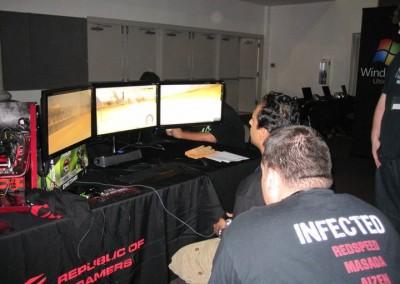 Intel Lanfest 9
