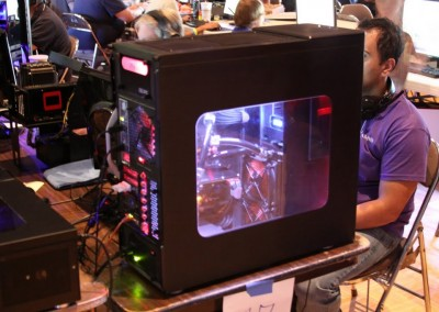 Intel Lanfest 10